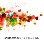vector illustration of an... | Shutterstock .eps vector #144186433