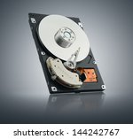 Computer Hard Drive. File...
