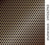 metallic mesh texture vector...   Shutterstock .eps vector #144262963