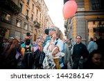milan  italy   june 29  gay...   Shutterstock . vector #144286147