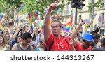 paris  france   june 29  ... | Shutterstock . vector #144313267