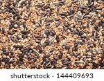 Assortment Of Seeds. Feed For...