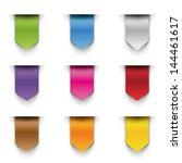 labels set | Shutterstock .eps vector #144461617
