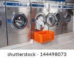 Washing Machine Overloaded Wit...