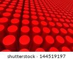 red round pattern | Shutterstock . vector #144519197