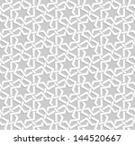 arabic seamless ornament.... | Shutterstock .eps vector #144520667