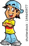 animação,braços,arte,atitude,atraente,menino,não,desenhos animados,personagem,criança,clip-art,fresco,atravessado,educação,expressão