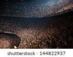 Barcelona   May 23  Camp Nou...