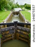 Lock On The Kennet And Avon...