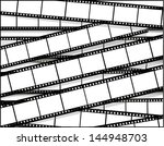 film stripe background | Shutterstock . vector #144948703