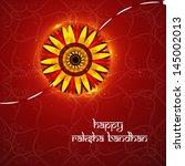 raksha bandhan indian festival ...   Shutterstock .eps vector #145002013