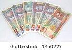 Barbados Dollar Notes