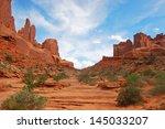 National Park  Canyon