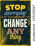 vintage typography vector... | Shutterstock .eps vector #145140367