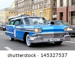 moscow  russia   june 2 ... | Shutterstock . vector #145327537