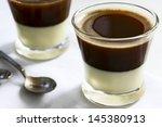 Espresso. Spanish Bon Bon Coffee
