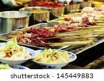 street food | Shutterstock . vector #145449883