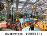 bloomington  mn   july 06    ...   Shutterstock . vector #145555543