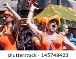 cologne  germany   july 7 ... | Shutterstock . vector #145748423