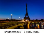 eiffel tower and d'iena bridge...