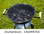 grill background | Shutterstock . vector #146098703