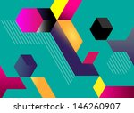 abstract background | Shutterstock .eps vector #146260907