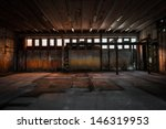 Old Abandoned Industrial...