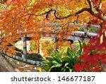 fall foliage at eikando temple... | Shutterstock . vector #146677187
