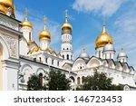 Golden Domes Of Archangel...