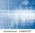 abstract chemistry | Shutterstock .eps vector #146869337
