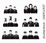 vector illustration of  career... | Shutterstock .eps vector #146911937