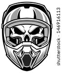 cartoon,club,competition,engine,extreme,fuel,game,gas,helmet,icon,illustration,mascot,motocross,motorcycle,play