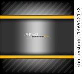 grey background construction... | Shutterstock .eps vector #146952173