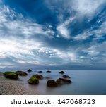 Ocean Beautiful Morning Sunris...