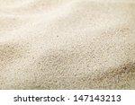 Sand Background. Sandy Beach...