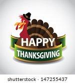 Autumn And Thanksgiving Symbol...
