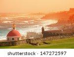Old San Juan Ocean View With...