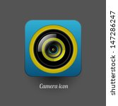 camera icon for user interface