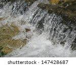 waterfall | Shutterstock . vector #147428687
