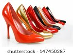 Fashion Pumps Shoes Collection...