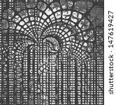 abstract vector background in... | Shutterstock .eps vector #147619427