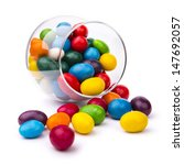 colorful candy | Shutterstock . vector #147692057