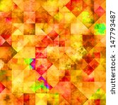 abstract artistic background... | Shutterstock . vector #147793487