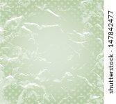 old brown crumpled paper texture | Shutterstock .eps vector #147842477