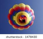 hot air ballooning colors   Shutterstock . vector #1478430