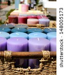 Candles For Sale   Rainbow...