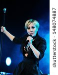 ������, ������: Patricia Kaas performs live