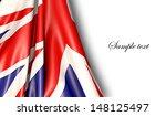 uk flag   Shutterstock . vector #148125497