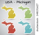 abstract,america,atlas,background,banner,cartography,design,detroit,digital,glossy,graphic,icon,illustration,map,michigan