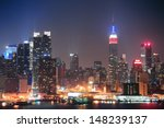 new york city manhattan midtown ... | Shutterstock . vector #148239137